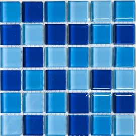 мозаика Blue wave-1