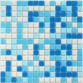 мозаика Aqua 200 стеклянная для бассейна
