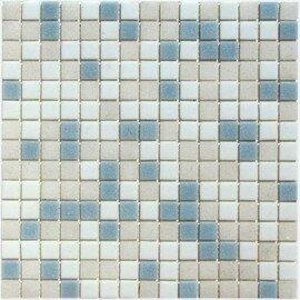 мозаика Aqua 400 стеклянная для бассейна