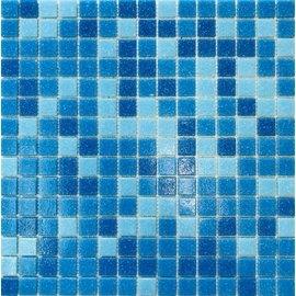 мозаика MOS-21 стеклянная для бассейна