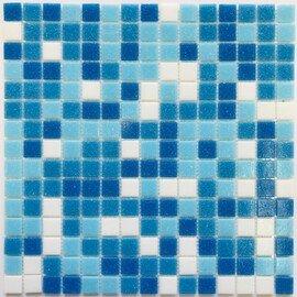 мозаика MOS-23 стеклянная для бассейна