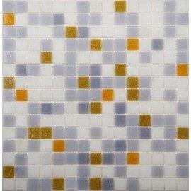 мозаика MIX4 стеклянная для бассейна