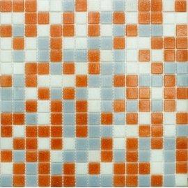мозаика MIX13 стеклянная для бассейна
