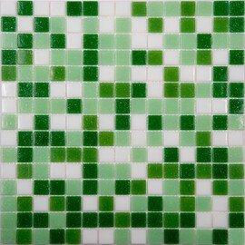 мозаика MIX11 стеклянная для бассейна