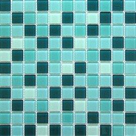 мозаика СН4025 стеклянная для бассейна