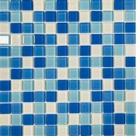 мозаика СН4020РМ стеклянная для бассейна