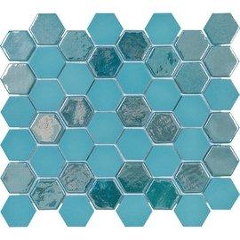мозаика TURQUOISE 6