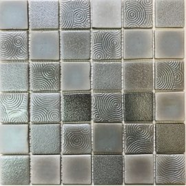 мозаика Silver