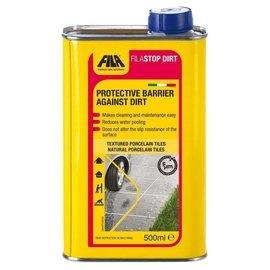 FILA Stop Dirt - Защитное средство против пятен и грязи для плитки 500мл