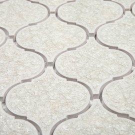 мозаика Arabesco crema керамическая