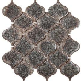 мозаика Arabesco griggio керамическая