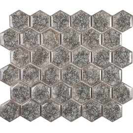 мозаика Esagono griggio