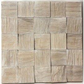 мозаика wood2 деревянная