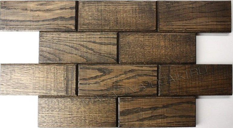 мозаика wood54 деревянная