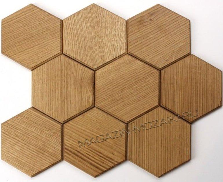 мозаика wood55