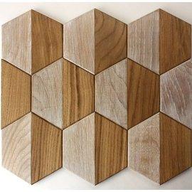 мозаика wood58 деревянная