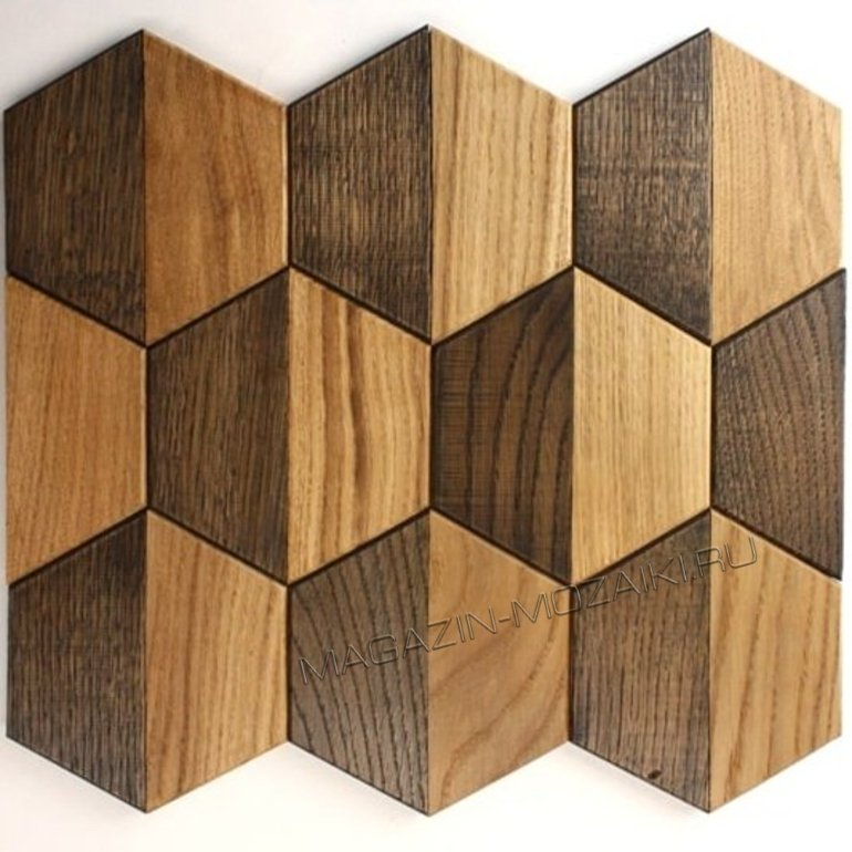 мозаика wood60