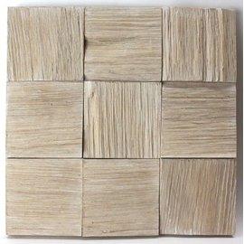 мозаика wood21 деревянная
