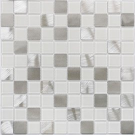 мозаика Titan Silver