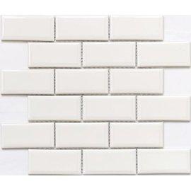 мозаика Brick White