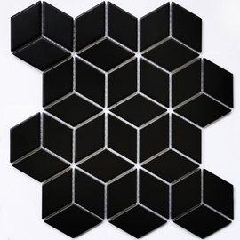 мозаика Landa Black matt