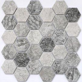 мозаика Olmeto Grey