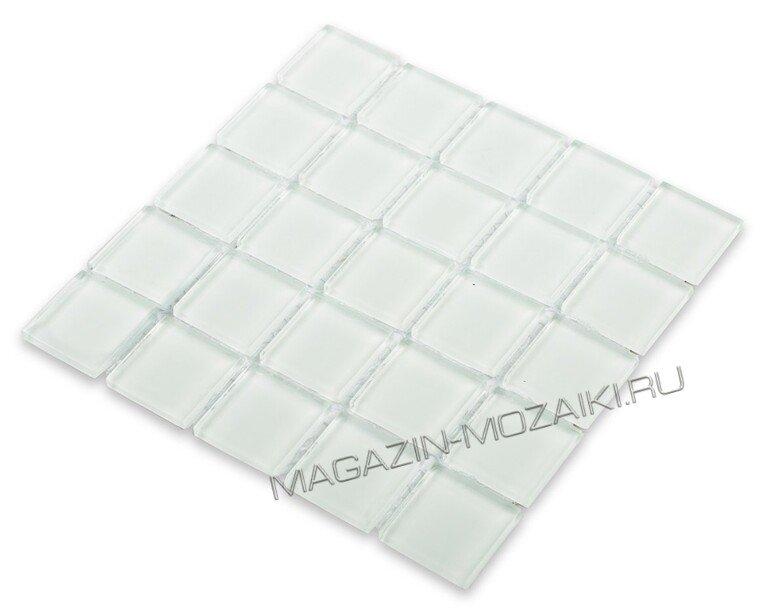 мозаика White glass