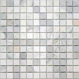мозаика Dolomiti bianco POL 23x23х7