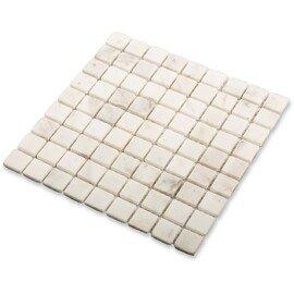 мозаика Dolomiti bianco MAT 15x15х4