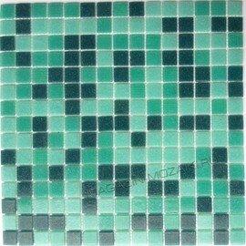 мозаика MOS-26 стеклянная для бассейна