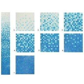 растяжка из мозаики GG004SMA (А-35+31+32+33+30+11) (Mesh)