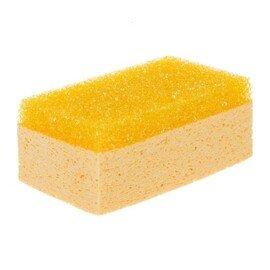 средство для очистки облицовочной поверхности Губка целлюлозная комбинированная
