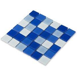 мозаика CH4001PM стеклянная для бассейна