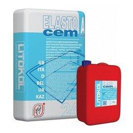 гидроизоляция ELASTOCEM (А+B)