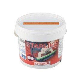 Эпоксидная затирка LITOCHROM STARLIKE C.460 (Оранжевый) 2,5 кг.