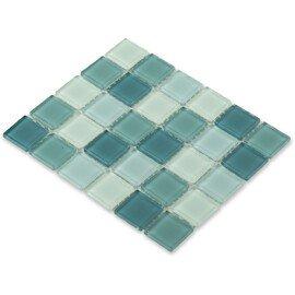 мозаика S-465 стеклянная для бассейна