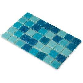 мозаика Aqua 11 (JC111) стеклянная для бассейна
