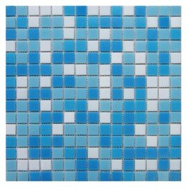 мозаика Aqua 10 (JC110) стеклянная для бассейна