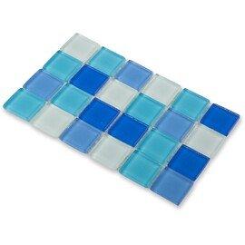 мозаика Kaskad стеклянная для бассейна