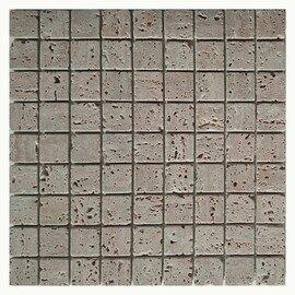 мозаика Noce Dark tum. 30x30х10 мм.