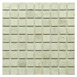 мозаика Travertine Classic tum. 30x30х10 мм.