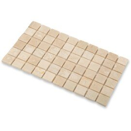 мозаика Botticino pol. 15x15x4 мм.