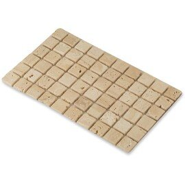 мозаика Travertine Classic tum. 15x15х4 мм.