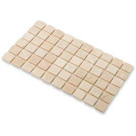 мозаика Botticino tum. 15x15x4 мм.