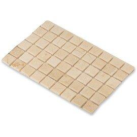 мозаика Crema Marfil pol. 15x15х4 мм.