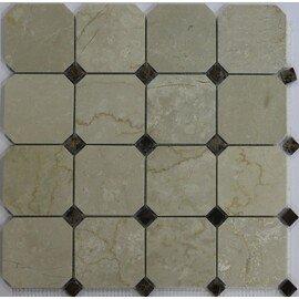 мозаика Octagon Botticino