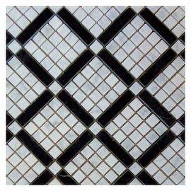 мозаика Diagonal Carrara