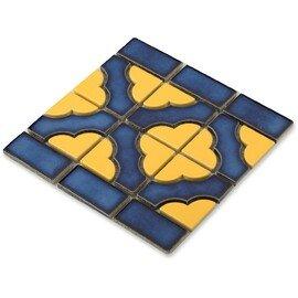 мозаичный бордюр BW0019