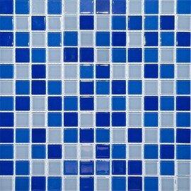 мозаика СН4003РM стеклянная для бассейна