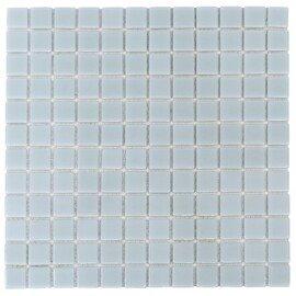мозаика Light Gray Glossy